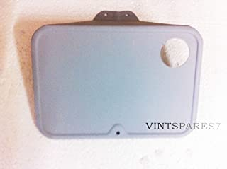 RS Vintage Parts EBY0758 Ariel Motorcycle Rear Number Plate BSA Norton Matchless Ajs Velocette