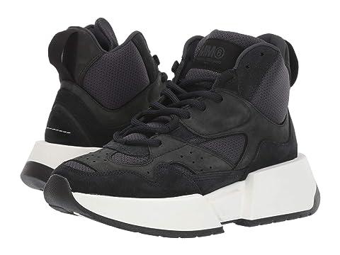MM6 Maison Margiela High Top Flare Sneaker