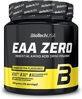 BioTechUSA EAA ZERO Lemon ice Tea 350g, 5999076220564