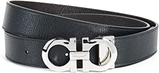 Men's Reversible and Adjustable Belt