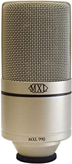 MXL 990, XLR Connector Condenser Microphone
