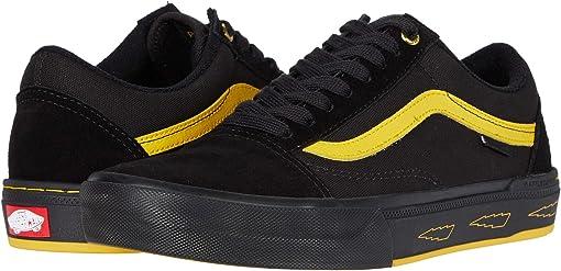 (Larry Edgar) Black/Yellow