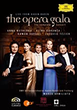 The Opera Gala: Live from Baden-Baden [DVD] [2008] [2007]