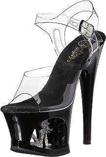 Pleaser Women's MOON-708TG Sandal