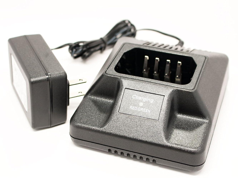 Motorola HNN9628 Two-Way Radio Charger (100-240V) - Compatible with Motorola GP300, Motorola GTX, Motorola Radius GP300, Motorola LTS2000, Motorola GP600, Motorola HNN9628, Motorola HNN9628A, Motorola HNN9628B, Motorola CP250, Motorola GP308