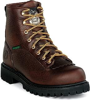 Waterproof Logger Work Boot