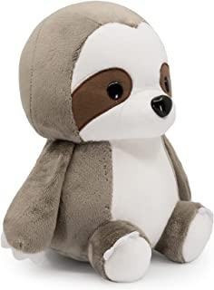 Bellzi Sloth Stuffed Animal Plushie - Soft Kawaii Plush Toy - Cute Plushies for All Ages - Slothi