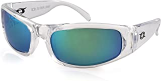 Clear Lake Manatee Polarized Sports Sunglasses for Men Women Fishing Running Hiking Running Cycling