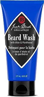 Jack Black - Beard Wash, 6 fl oz - PureScience Formula, Aloe & Panthenol, Multifunctional Beard Treatment, Softens Facial ...