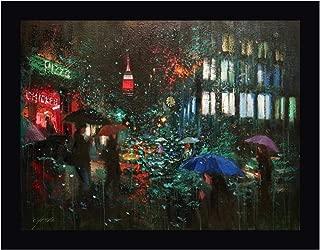 Night Rain in NY by Chin H. Shin 22