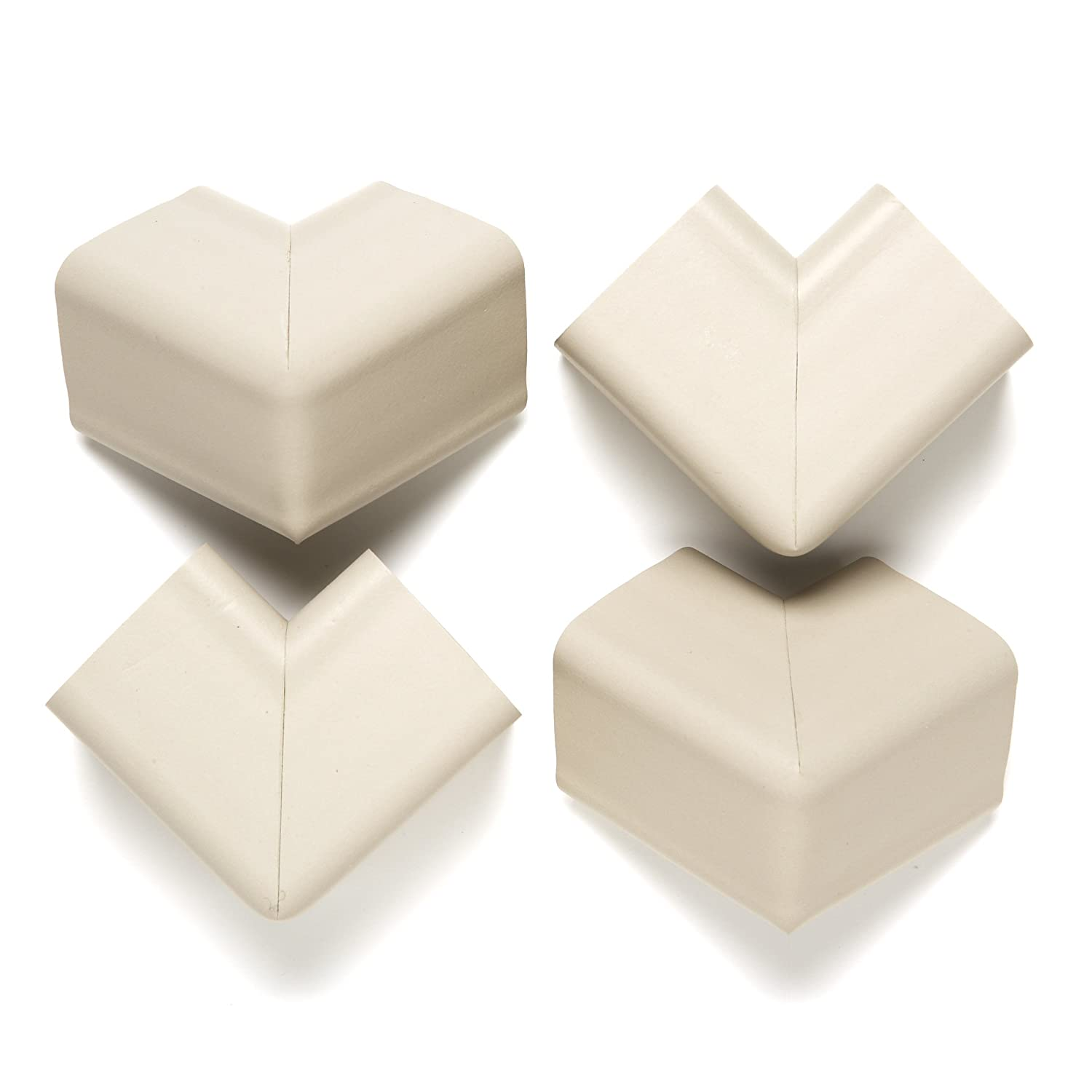 Safety 1st Corner Edge Cushions Taupe, 4 Piece