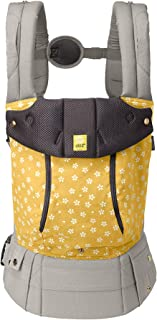 LÍLLÉbaby The Complete All Seasons SIX-Position, 360° Ergonomic Baby & Child Carrier, Yarrow - Cotton
