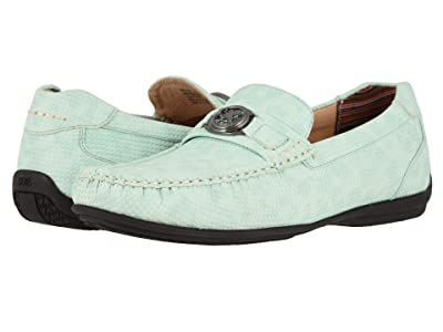 Stacy Adams Cyd (Light Aqua) Men