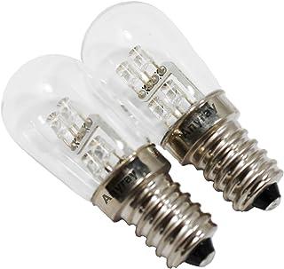Anyray A-S6E12L2CW (2-Pack) LED Night Light bulb, 0.36 Watt
