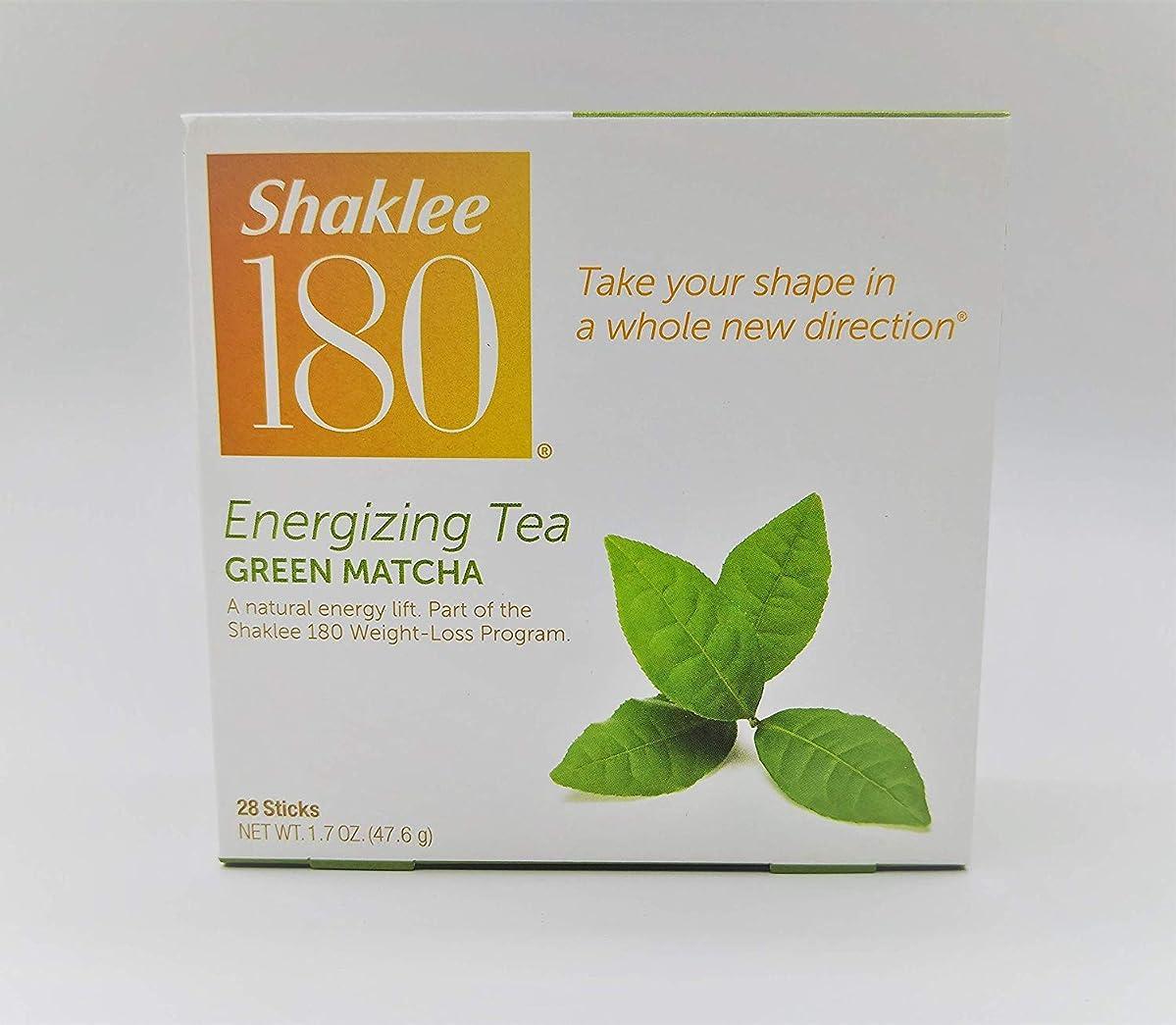 Shaklee? 180? Energizing Tea (Green Matcha - 28 Sticks)