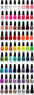 WET N WILD SPOILED Nail polish FULL SIZE BOTTLES Assorted 10 colors / Randomly packed Plus 2 Free Nail Files From fetish for Natural Nails And Nail Tips