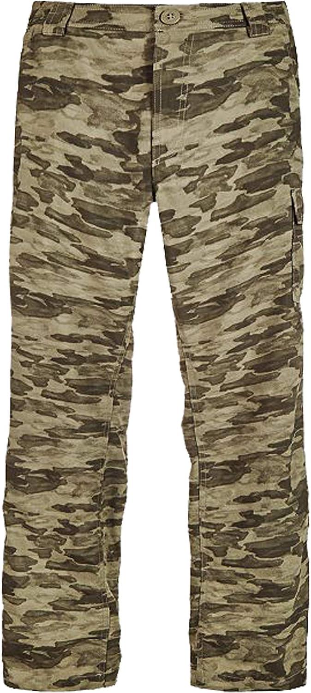 Columbia Mens Smith Creek Camo Printed Pants Green 34/32