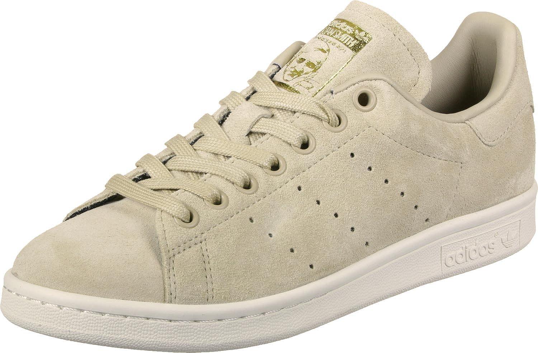 Adidas Men's Stan Smith Fitness shoes, Brown (Linen Khaki Linen Khaki), 13.5 UK(49 1 3 EU)