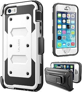 fda2396a736 i-Blason Carcasa para Apple iPhone SE / 5S / 5, Serie Armorbox Funda