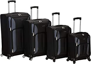 Best rockland 4 piece spinner luggage set Reviews