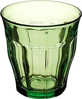 Duralex Prisme marine blu 255,1/gram//270/ml/ vetro temperato /Confezione da 4/| 27.5/cl vetro temprato