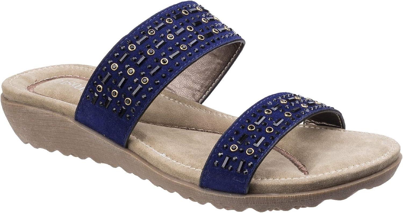 Fleet & Foster Womens Parisio Sandal bluee Size UK 4 EU 37