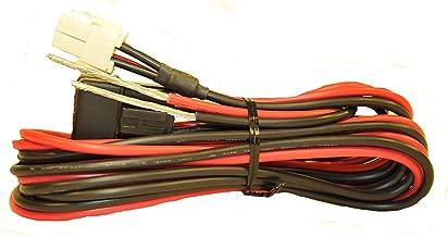 Yaesu DC POWER CABLE FOR FT-450D/4-PIN MOLEX