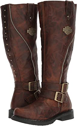 Boots, Full-grain Leather, Women, Casual | Shipped Free at Zappos