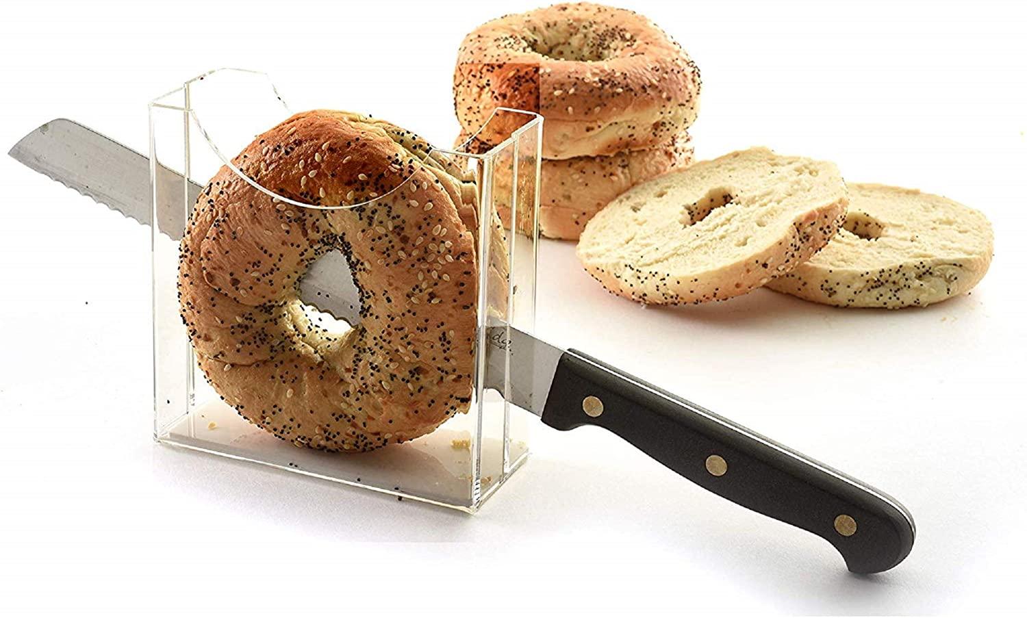 As Seen On TV Ronco - Ranking TOP6 Knife Cutter Branded goods Bagel Included