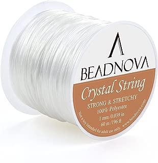 Best beadnova crystal string Reviews