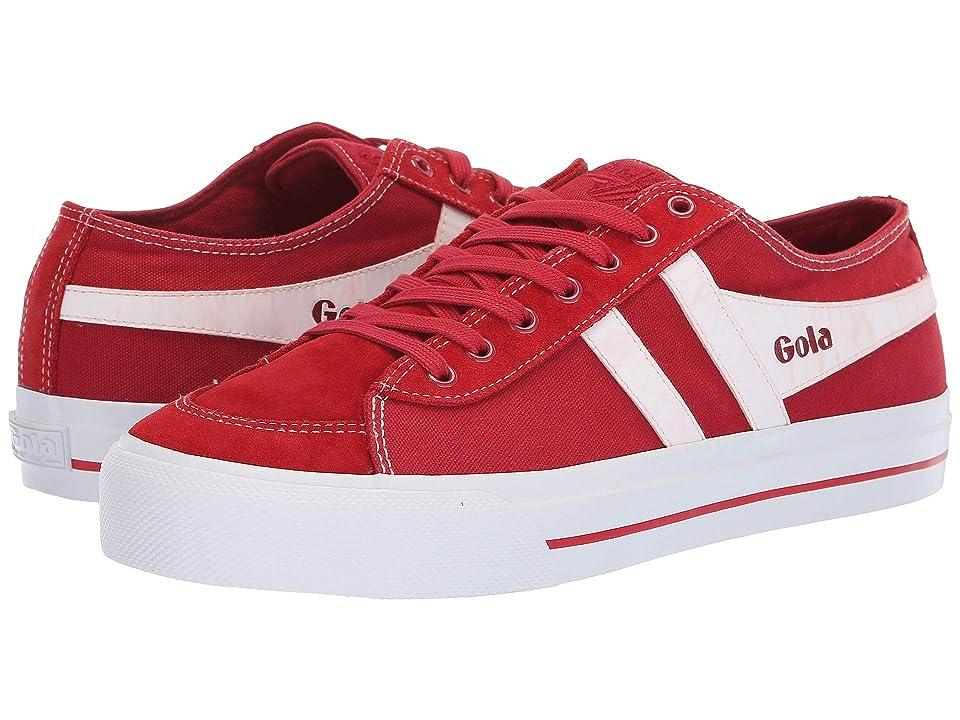 Gola Quota II (Red/White) Men