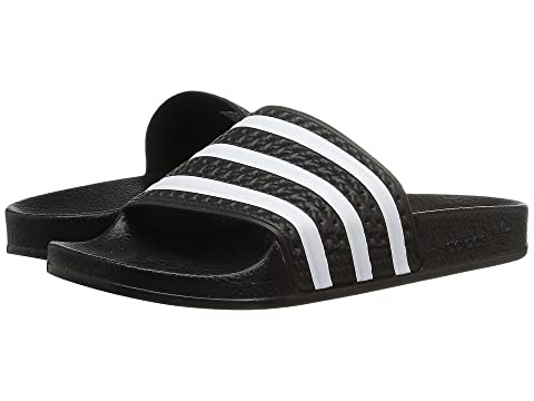 e4bce856e91e adidas Originals Kids Adilette (Big Kid) at Zappos.com