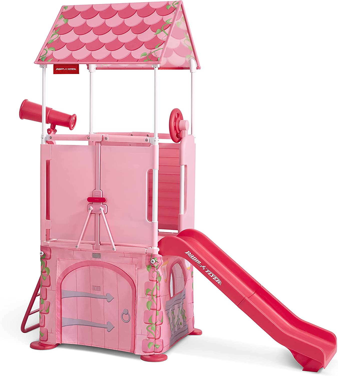 Radio Flyer Play Fold Choice Away Princess A Castle Toddler Free shipping on posting reviews Climber