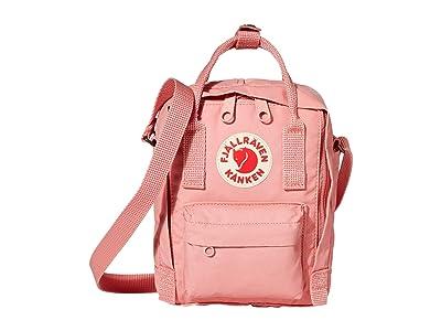 Fjallraven Kanken Sling (Pink) Cross Body Handbags