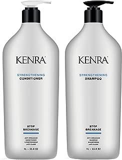 Kenra Strengthening Shampoo Conditioner Liter Duo (33 oz)