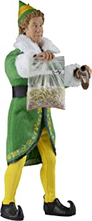 "NECA - Elf - 8"" Clothed Action Figure – Buddy The Elf"