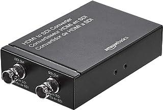 AmazonBasics HDMI to SDI Converter (720p/1080p) with USB-A Power Supply