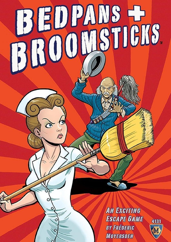 Mayfair Games Bedpans & Broomsticks