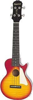 Epiphone Les Paul Ukulele Heritage Cherry Sunburst ウクレレ レスポール (エピフォン)