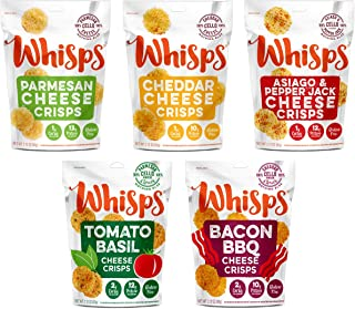 fat free cheese by Whisps