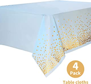 Best blue and gold tablecloth Reviews