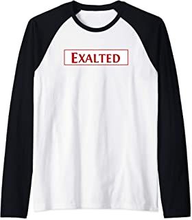 The Exile, Exalted Raglan Baseball Tee