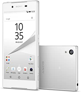 SONY Sony Xperia Z5 Compact E5823 LTE [White 32GB 海外版 SIMフリー]