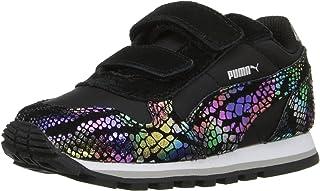 PUMA Kids' ST Runner Sportlux V Inf Sneaker