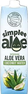 Simplee Aloe Refreshing Aloe Vera Coconut Water 1L