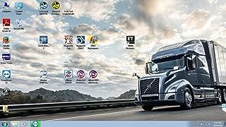 Universal Heavy Duty Diesel Diagnostic Laptop & Interface with Software Package Pre Installed-Cummins-Detroit Diesel-Volvo-CAT-International