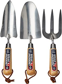 Spear and Jackson 3056GS/12 Neverbend Stainless Hand Tool Gift Set