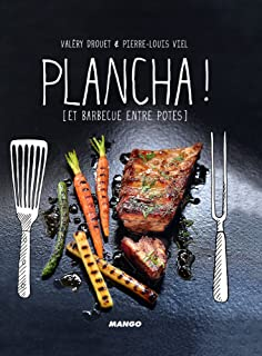 Plancha ! [et barbecue entre potes] (Gueuletons) (French Edition)