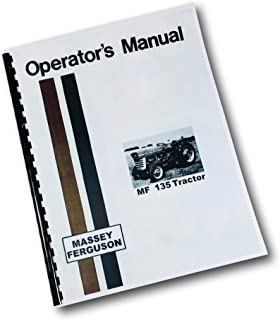 mf 135 operators manual