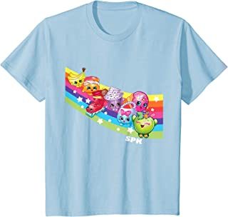 Kids Shopkins Rainbow Fun T-shirt